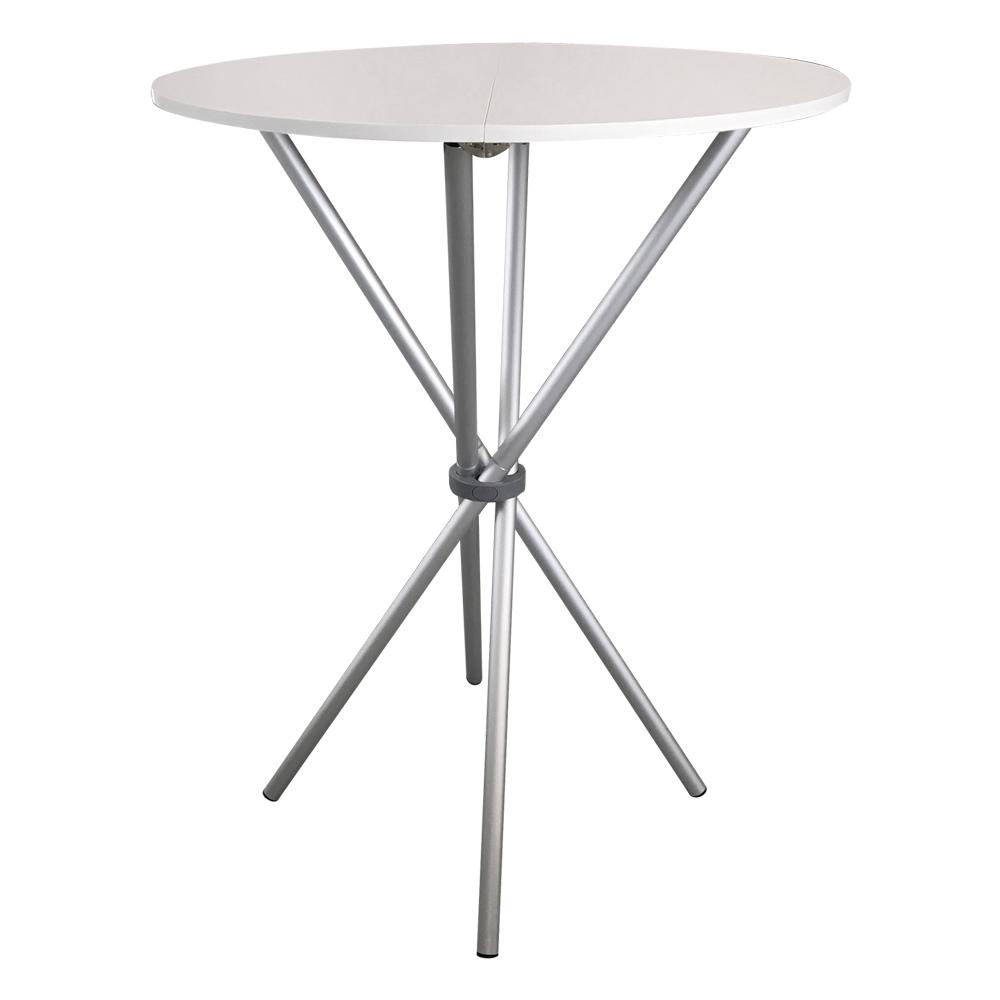 Table bistro pliante